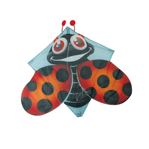 POPUP KITE - LADY BUG