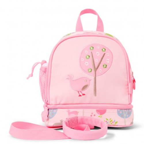 PENNY SCALLAN JUNIOR BACKPACK WITH REIN - CHIRPY BIRD