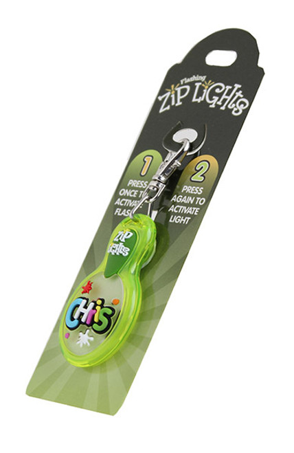 ZIP LIGHT - CHRIS