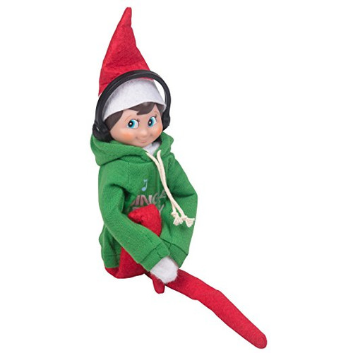 CLAUS COUTURE JINGLE JAM HOODIE COSTUME