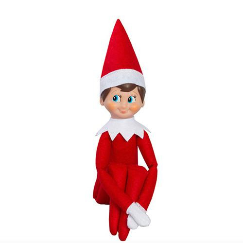 ELF ON THE SHELF BOY LIGHT SKIN