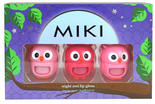 MIKI NIGHT OWL LIP GLOSS