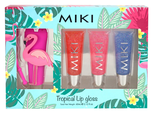 MIKI TROPICAL LIP GLOSS