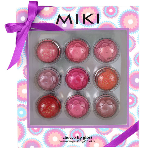 MIKI CHOCCO LIP GLOSS