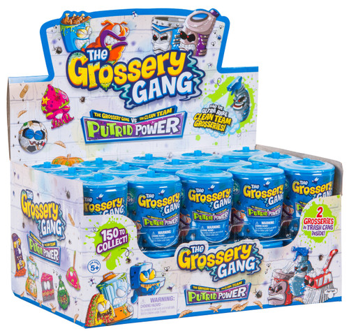 THE GROCERY GANG SURPRISE PACK