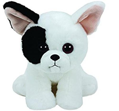 BEANIE BABIES MARCEL WHITE DOG