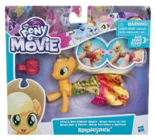 MY LITTLE PONY MOVIE LAND SEA STYLES - APPLEJACK