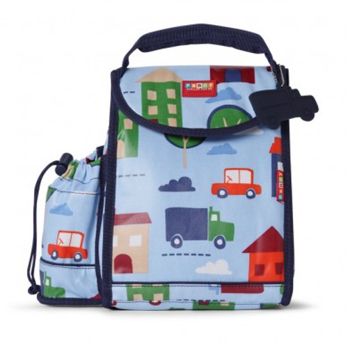 PENNY SCALLAN LUNCHBOX BACKPACK KINDER - BIG CITY