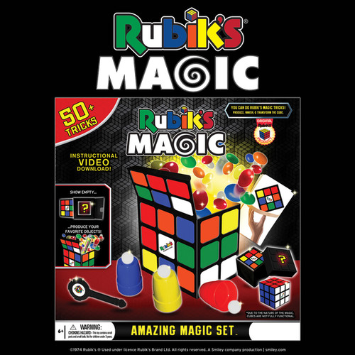 RUBIKS AMAZING 50+ TRICKS