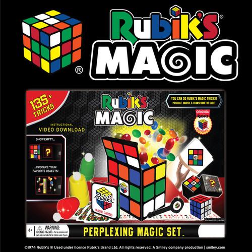 RUBIKS PERPLEXING MAGIC SET -