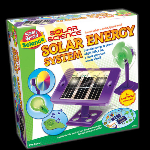 BUILD AN ACTIVE SOLAR ENERGY SYSTEM