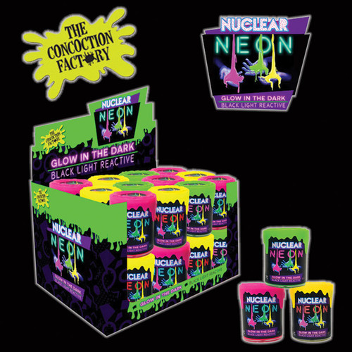 NUCLEAR NEON SLIME