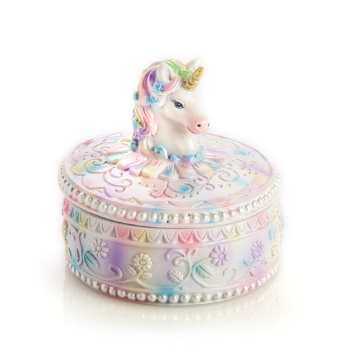 TRINKET BOX - UNICORN