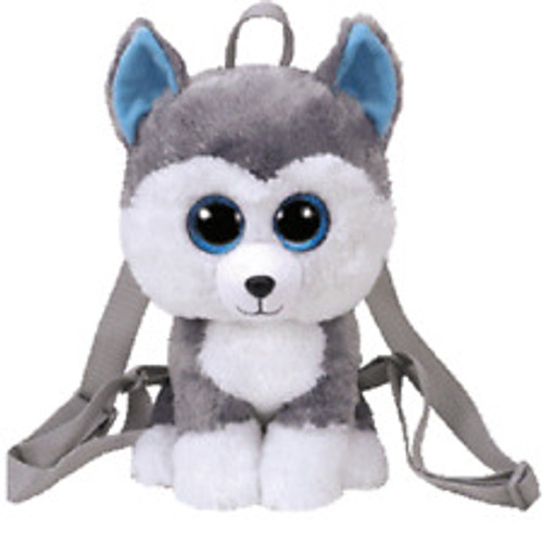 BEANIE BOO BACKPACK SLUSH