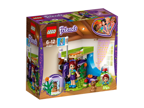 LEGO FRIENDS - MIAS BEDROOM