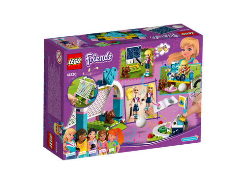 LEGO FRIENDS - STEPHANIES SOCCER PRACTICE