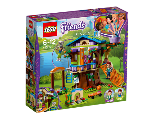 LEGO FRIENDS - MILAS TREE HOUSE