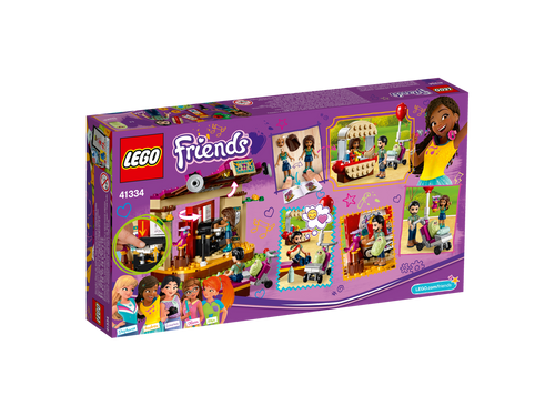 LEGO FRIENDS - ANDREAS PARK PERFORMANCE