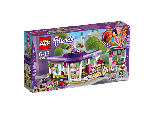 LEGO FRIENDS - EMMAS ART CAFE