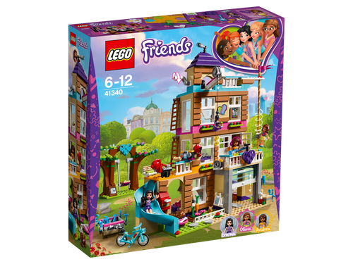LEGO FRIENDS - FRIENDSHIP HOUSE