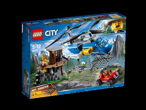 LEGO CITY - MOUNTAIN ARREST