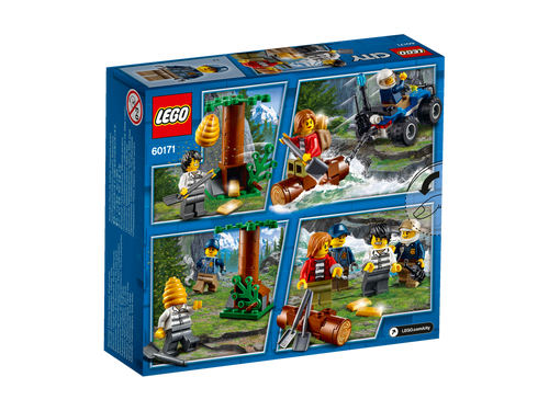 LEGO - MOUNTAIN FUGITIVES