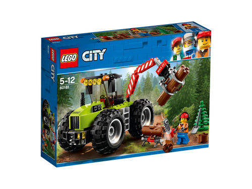 LEGO CITY - FOREST TRACTOR
