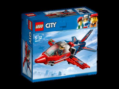 LEGO CITY - AIRSHOW JET