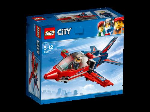 LEGO - AIRSHOW JET