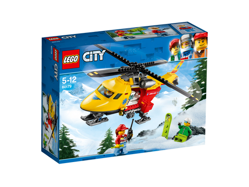 LEGO - AMBULANCE HELICOPTER