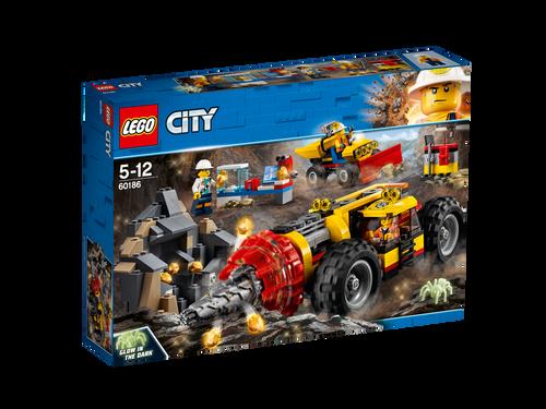 LEGO - MINING HEAVY DRILLER