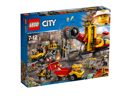 LEGO - MINING EXPERTS SITE