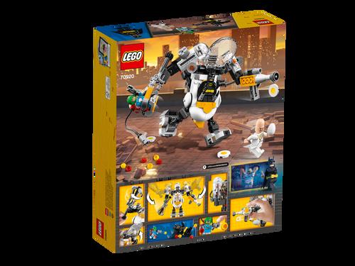 LEGO - EGGHEAD MECH FOOD FIGHT