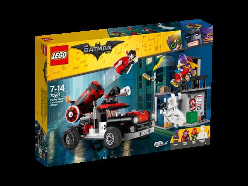 LEGO - HARLEY QUINN CANNONBALL