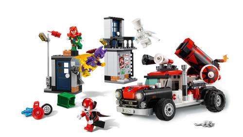 LEGO BATMAN MOVIE - HARLEY QUINN CANNONBALL ATTACK