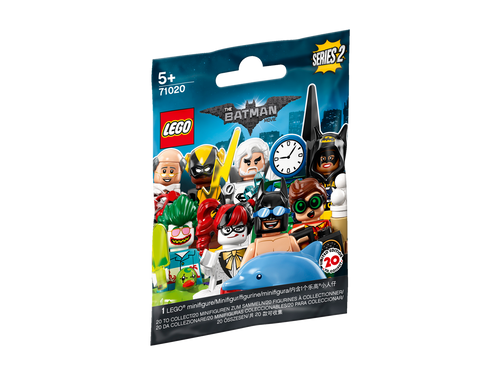 LEGO MINIFIGURES - BATMAN MOVIE SERIES 2