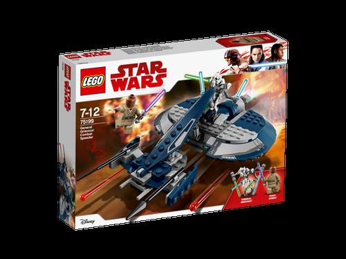 LEGO STAR WARS - GENERAL GRIEVOUS COMBAT SPEEDER