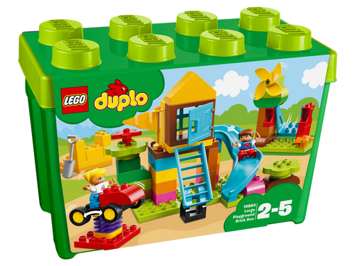 LEGO - LARGE PLAYGROUND BRICK BOX