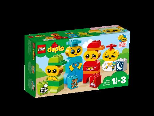LEGO - MY FIRST EMOTIONS