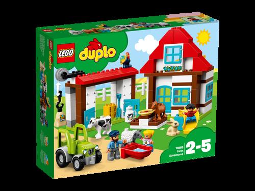 LEGO DUPLO - FARM ADVENTURES