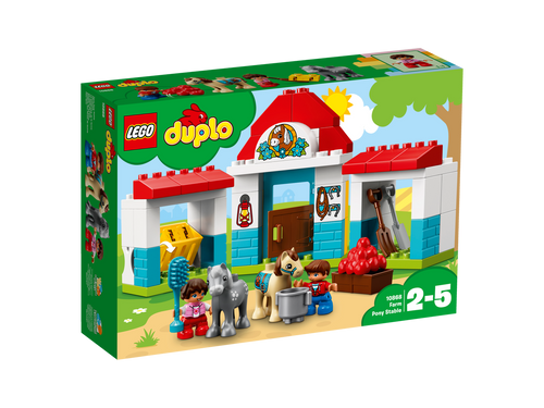 LEGO - FARM PONY STABLE