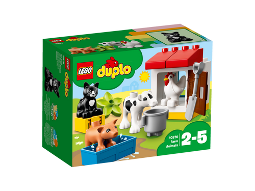 LEGO - FARM ANIMALS