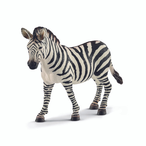 SCHLEICH - ZEBRA FEMALE (sp84488)}