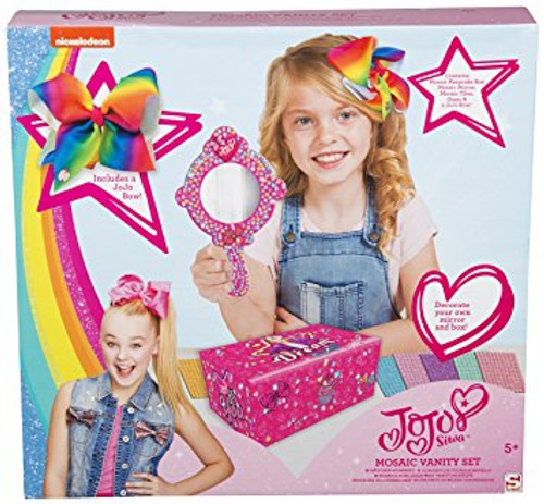 JO-JO MIRROR BEAUTY SET