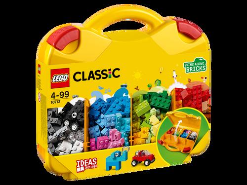 LEGO - CREATIVE SUITCASE