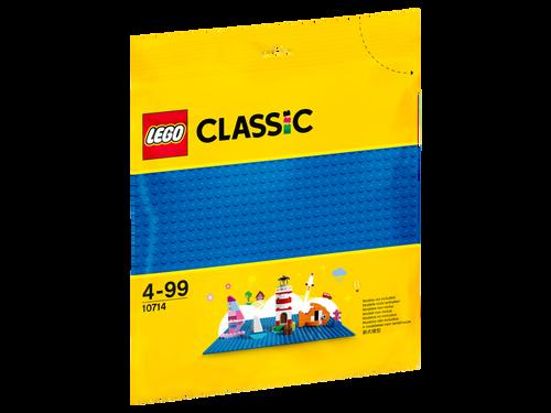 LEGO - BLUE BASEPLATE