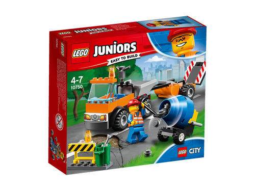 LEGO - ROAD REPAIR TRUCK