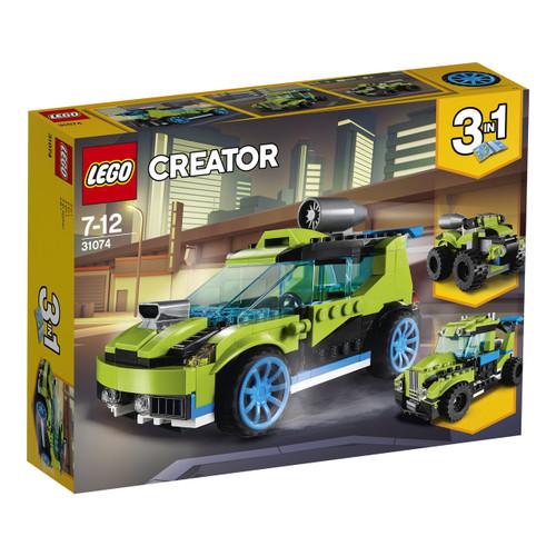 LEGO CREATOR - ROCKET RALLY CAR