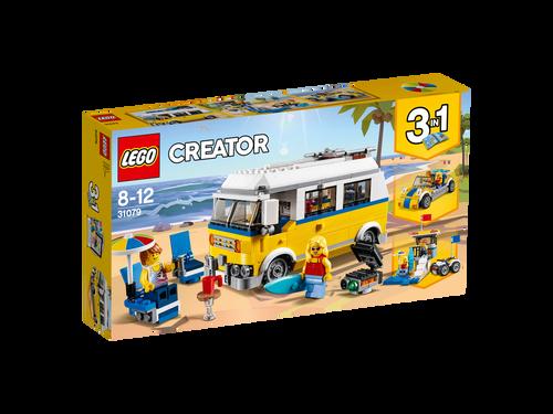 LEGO CREATOR - SUNSHINE SURFER VAN