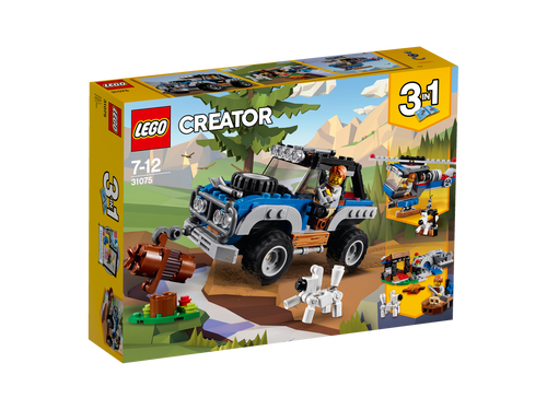 LEGO CREATOR - OUTBACK ADVENTURES